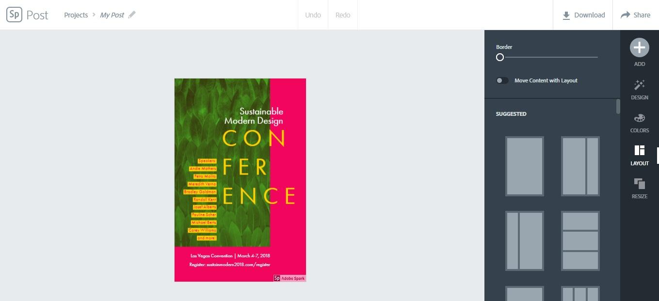 Membuat Desain Banner Online Gratis - desain spanduk keren